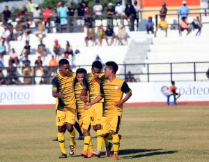 Selebrasaun Golu Ekipa Aitana FC