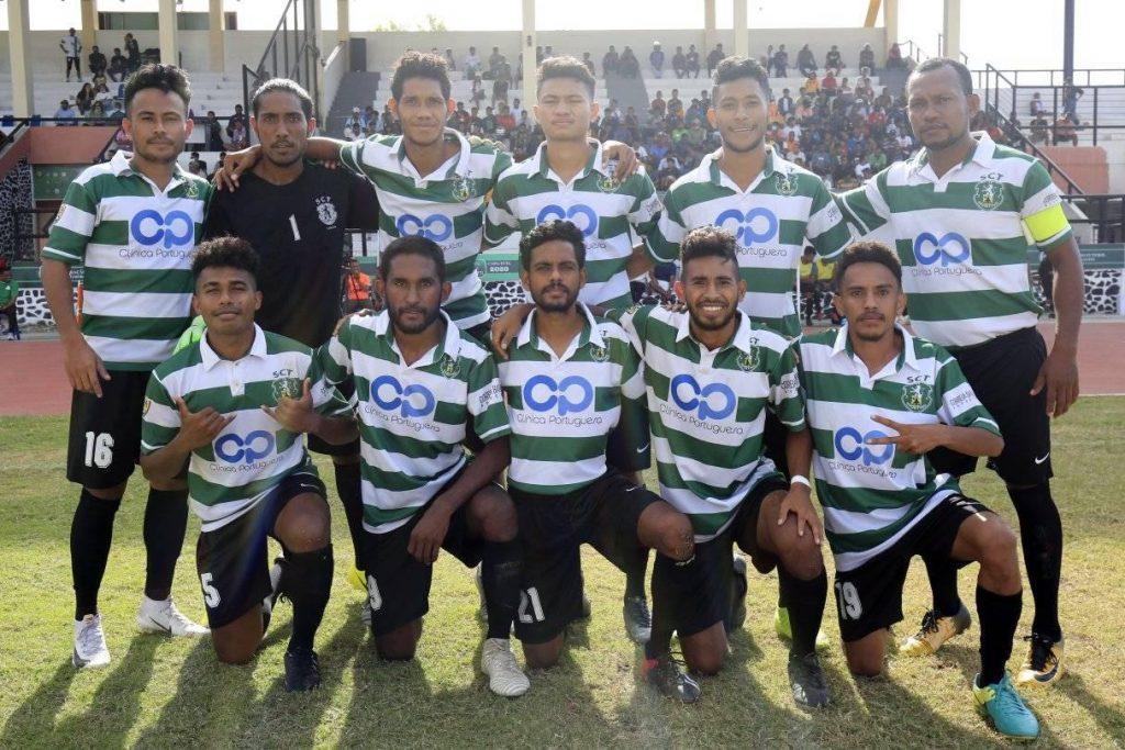 Ekipa Sporting FC de Timor