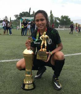 Nilda Romana, FC Buibere
