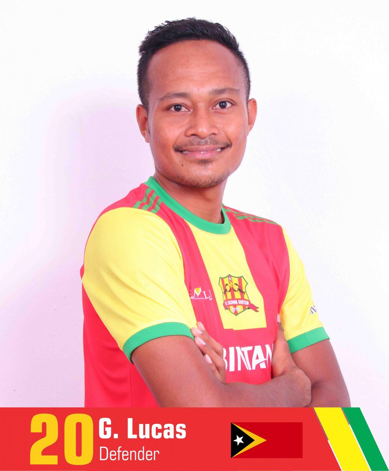 Gaspar Lucas
