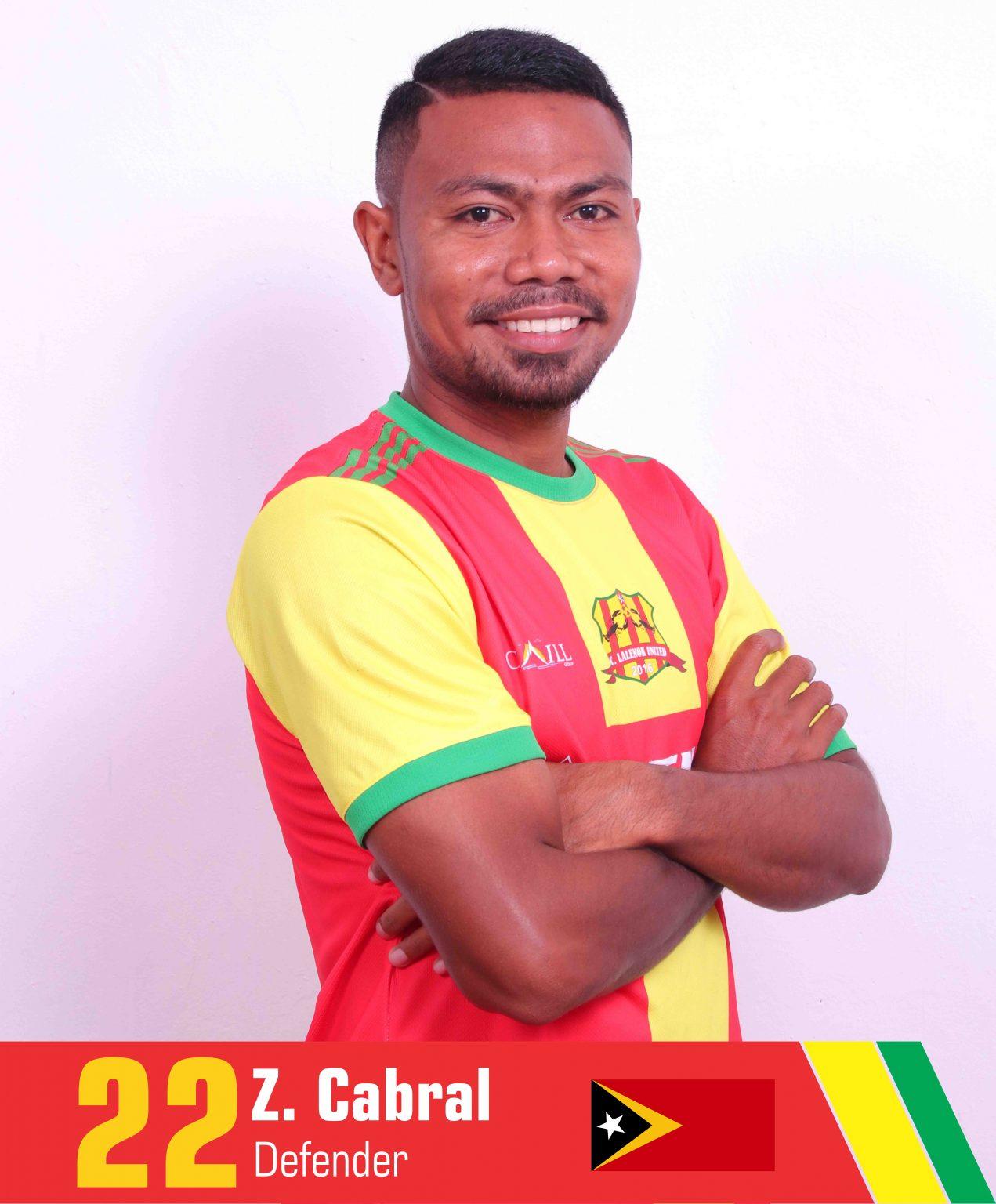 Zacarias Cabral